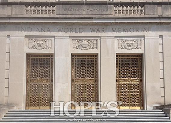 Photo Courtesy Pauly Jail Building Company Inc. --- Hope\u0027s® Custom & National Historic Landmark in Indianapolis Restored with Hope\u0027s ...